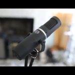 Ny revolutionerende båndmikrofon fra AEA